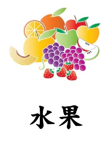 Fruits-1 水果 1