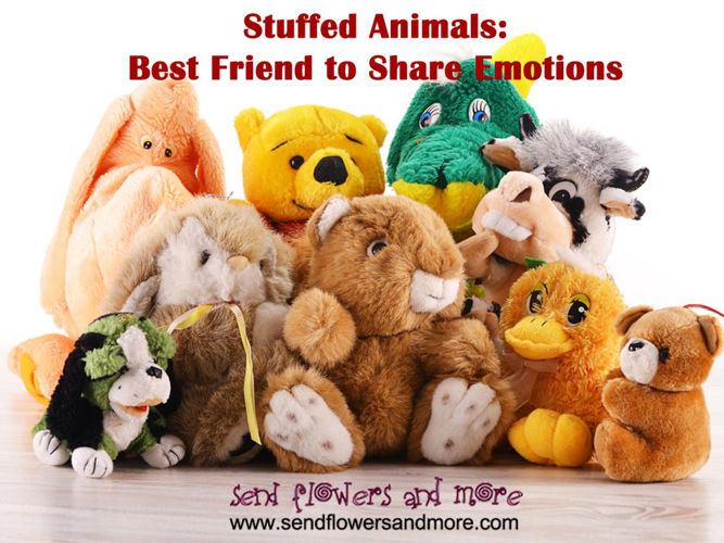 Share your Wishes with Stuffed Animals