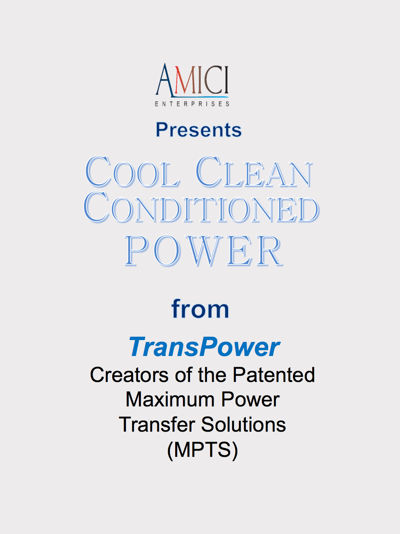 Amici Enterprises TransPower MTPS