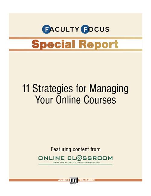 Online Course Mangement