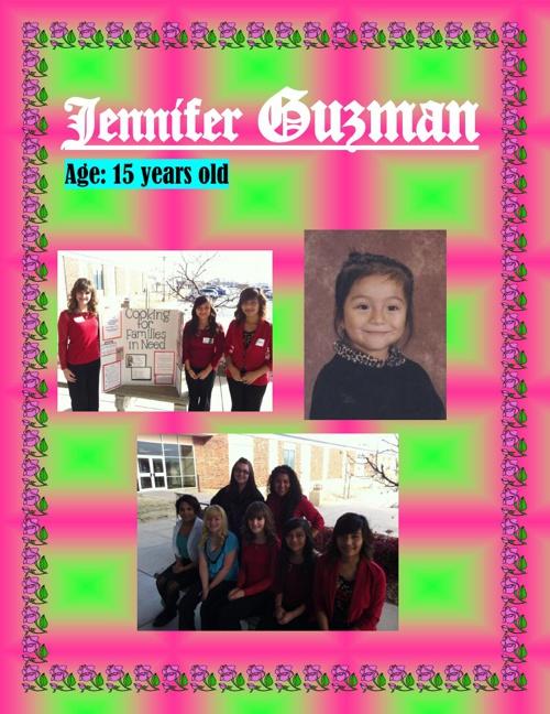 All About Jennifer Guzman