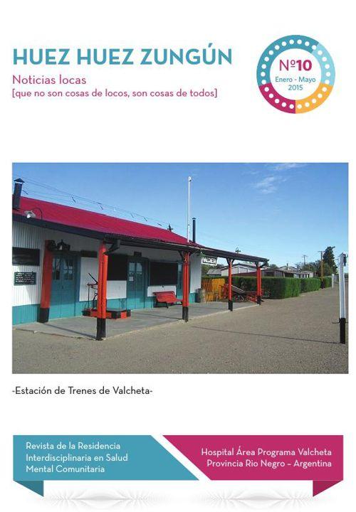 Revista Huez Huez Zungun - Residencia Interdisciplinaria en Salu