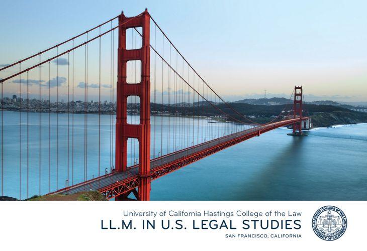 UC Hastings LL.M. in US Legal Studies (San Francisco)