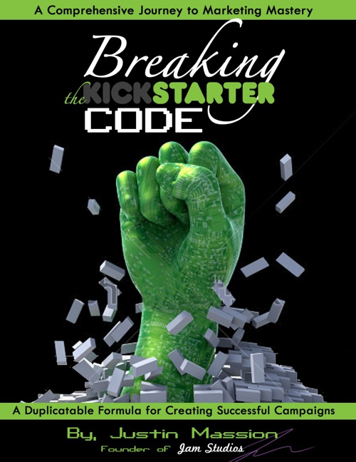 Breaking The Kickstarter Code (Sample)