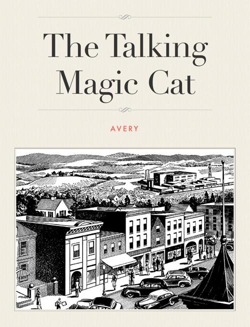 The Talking Magic Cat