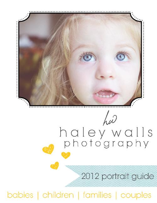 2012 Portrait Guide