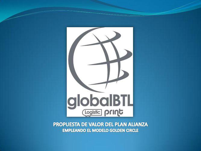 GLOBALBTL - PROPUESTA DE VALOR DEL PLAN ALIANZA