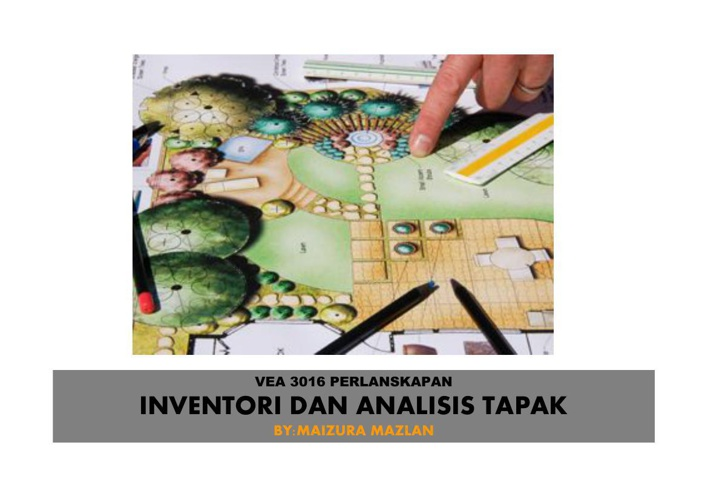 20140414110442Inventori, analisis tapak dan konsep rekabentuk la