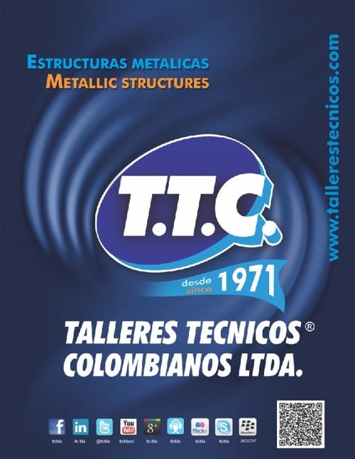 ESTRUCTURAS METALICAS / METALLIC STRUCTURES / TTC