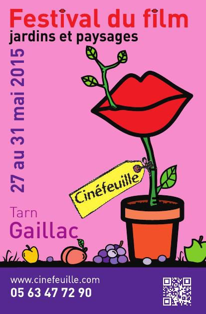 Le programme de CINEFEUILLE 2015