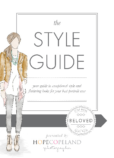 Couples (BeLoved) Style Guide
