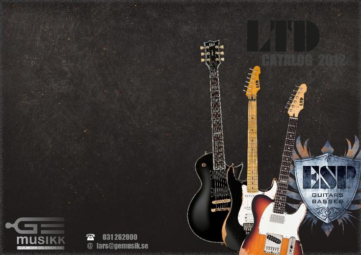 LTD Catalogue 2012