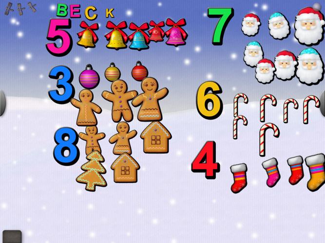 Mrs. Meleky's Christmas Counting Book