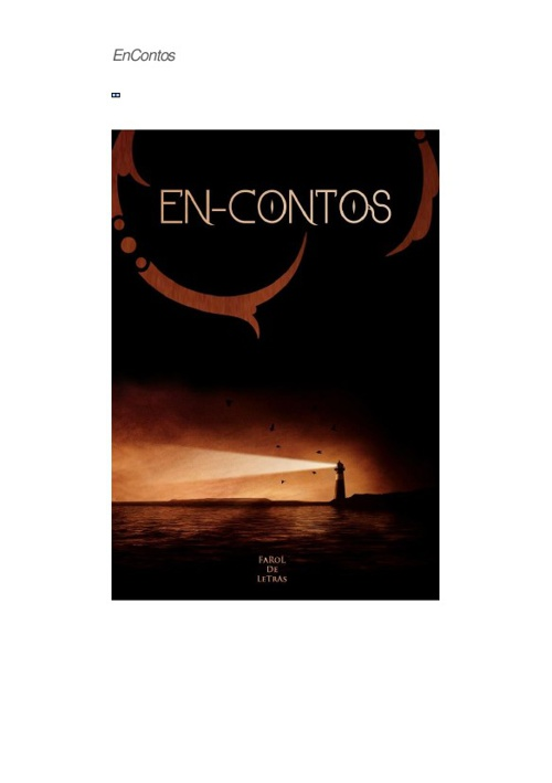 Ebook: Encontos
