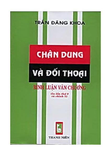 Chan Dung Va Doi Thoai