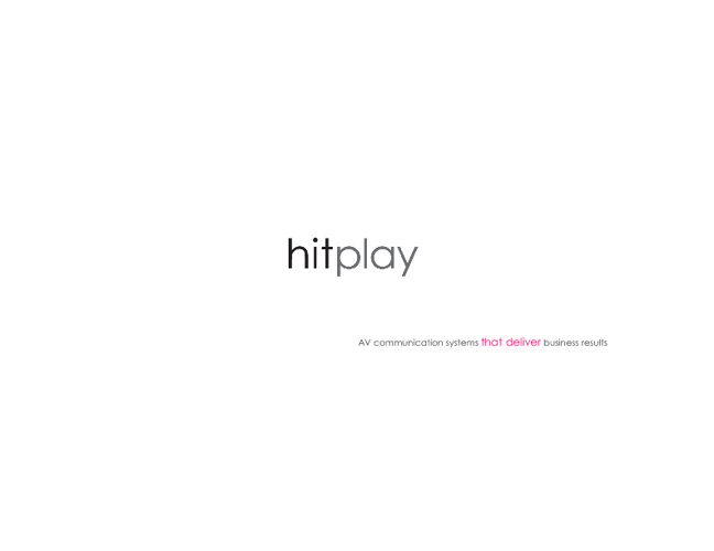 hitplay - WalMart Employee Engagement Process