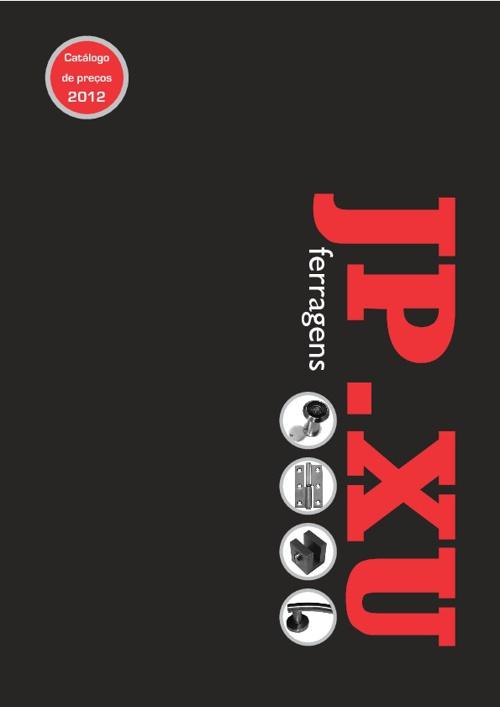 JPXU Catálogo de produtos 2012