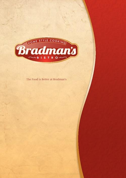 Bradman's Menu