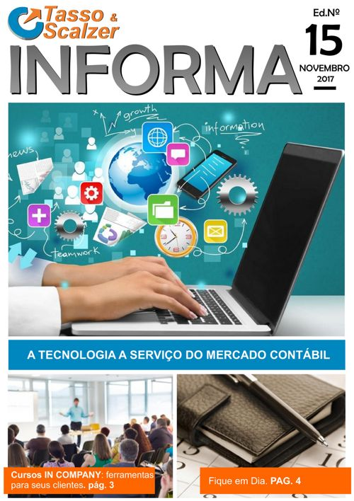 Tasso&Scalzer Informa - Ed. 15