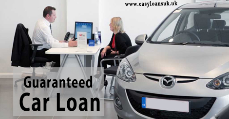 Guaranteed Car Loan Available on Bespoke Deal in the UK
