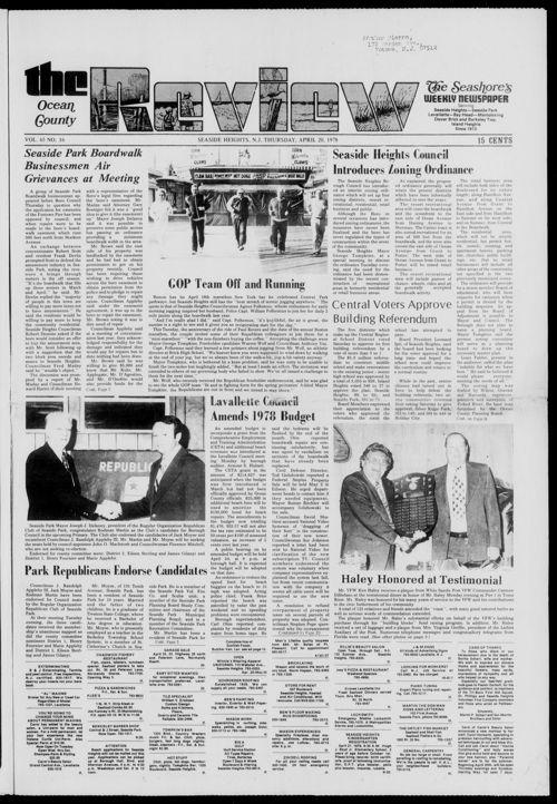 Review April 1978