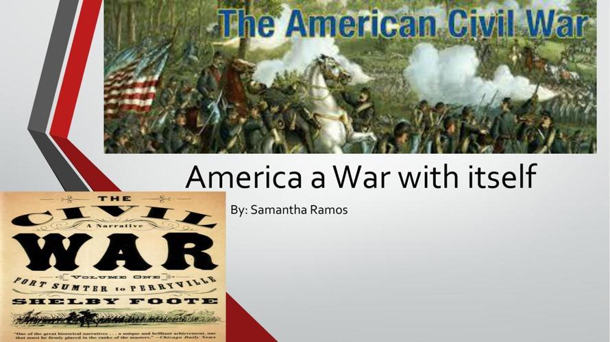 sammie ramos civil war powerpoint