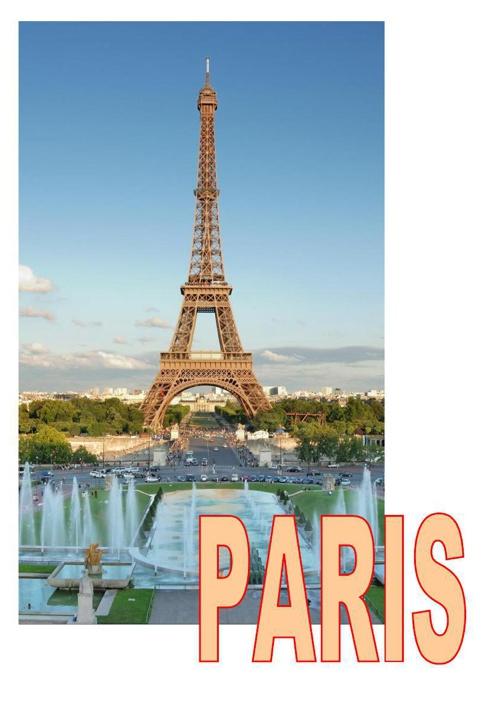 PARIS FROGA