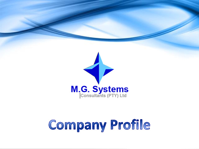 M.G. Systems Company Profile
