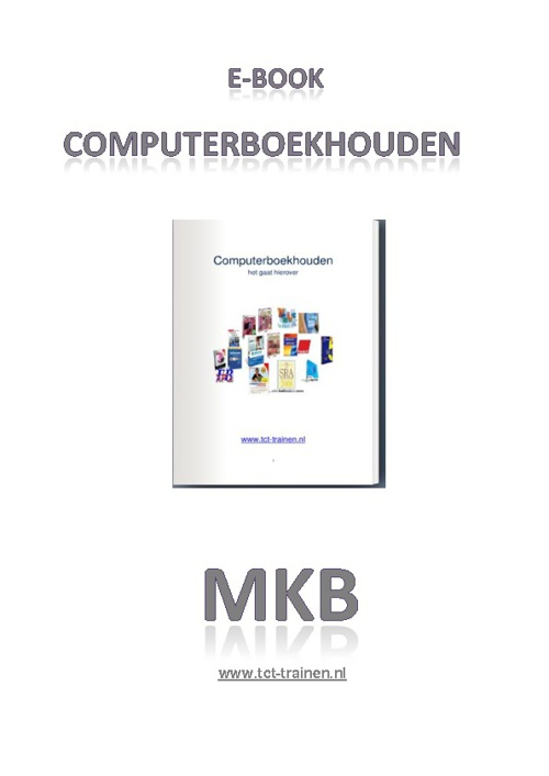 Ebook boekhouden