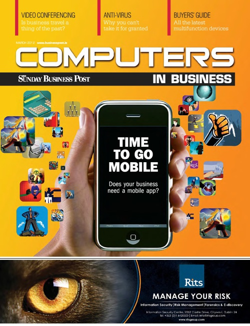 Computers In Business March 2012