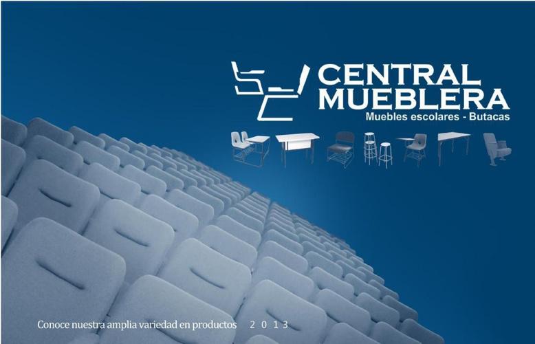 Catalogo Central Mueblera