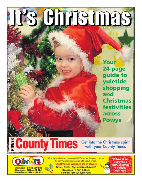 County Times - It's Christmas