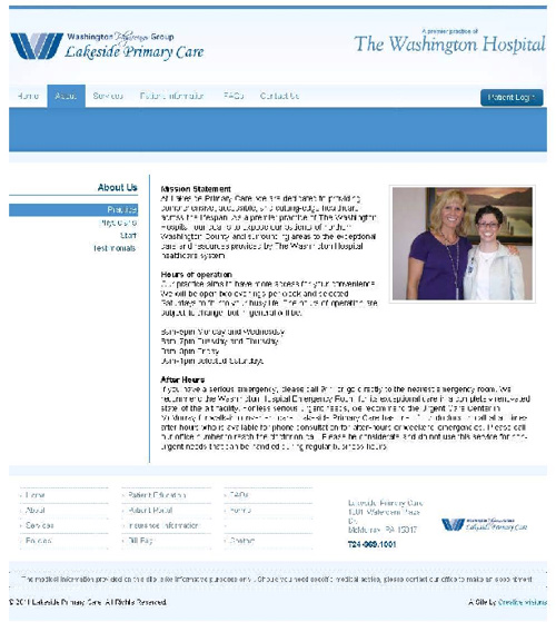 Washington Physicians Group