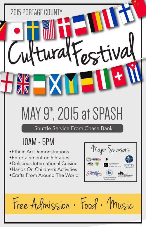 2015 Portage County Cultural Festival Program