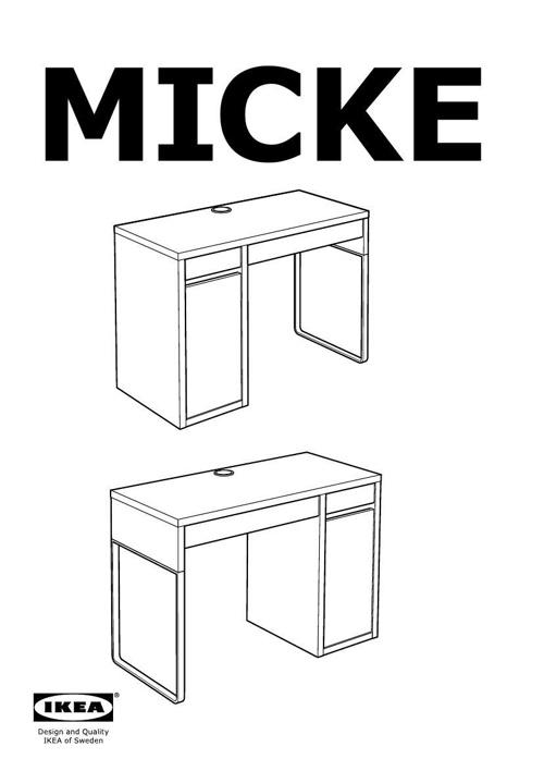 instrucciones micke