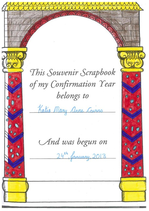 My Confirmation Booklet