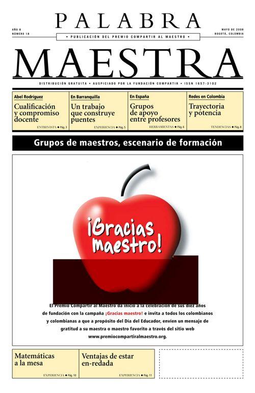 Palabra Maestra, Edición 18