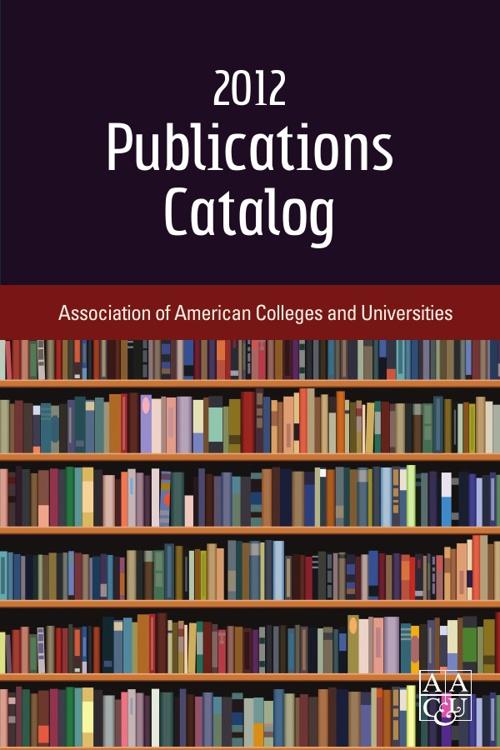2012 Publications Catalog