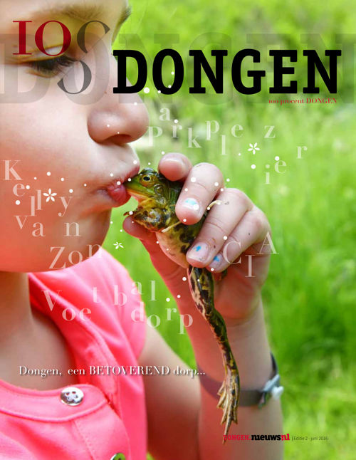 Copy of 100% DONGEN Zomereditie 2016