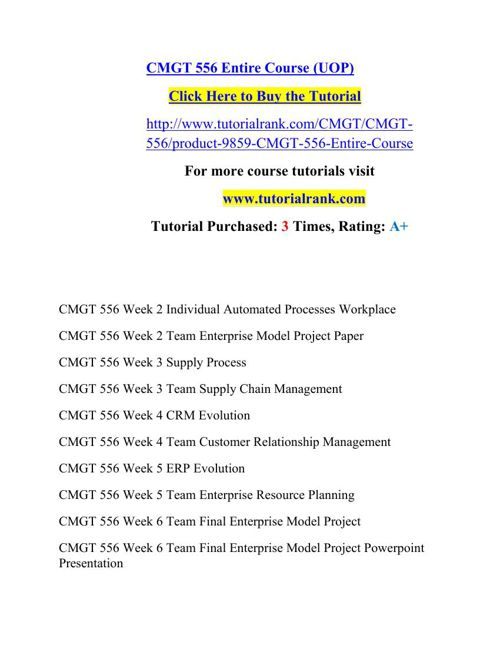 CMGT 556 Potential Instructors/tutorialrank
