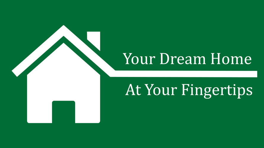 Your Dream Home At Your Fingertips