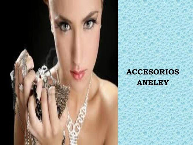 ACCESORIOS ANELEY  15