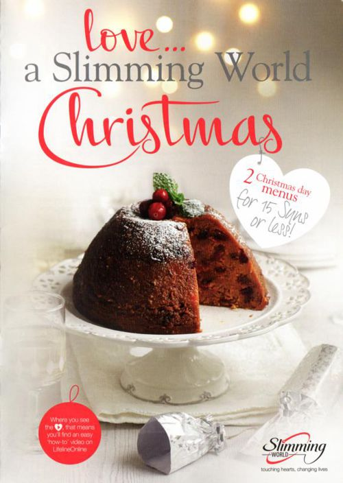 Love a Slimming World Christmas Booklet