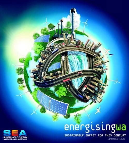 Energising WA Magazine 2011