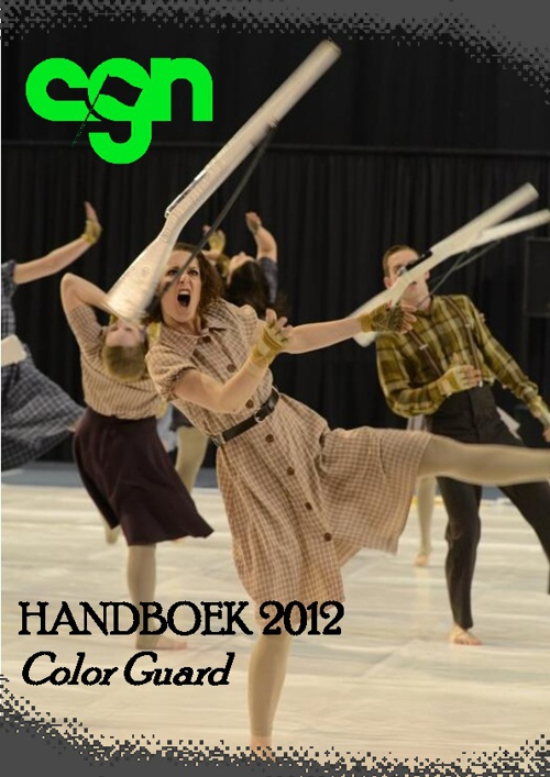 CGN Color Guard Handboek 2012