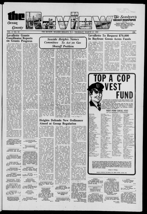 Review March 1980
