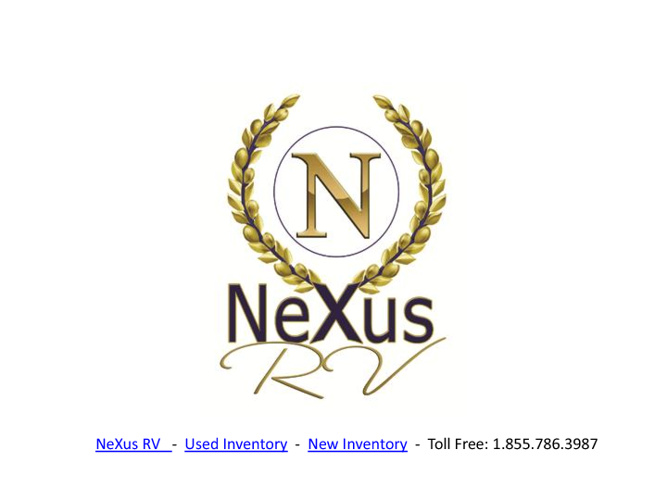 Used Motorhomes and RVs at NeXus RV