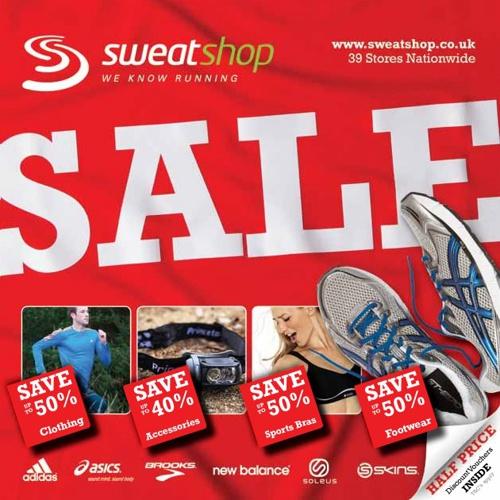 Sweatshop Sale December 2012
