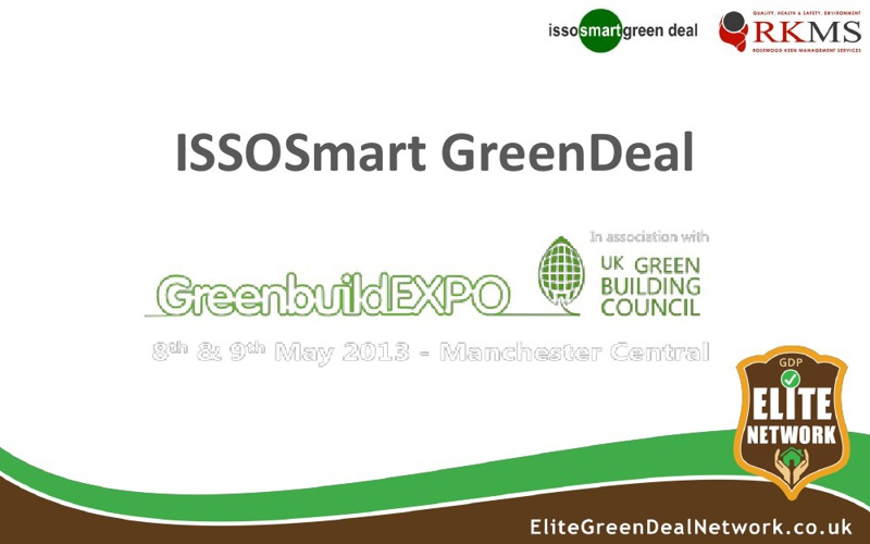 Copy of Greenbuild Expo - ISSOSmart, RKMS and Elite Network