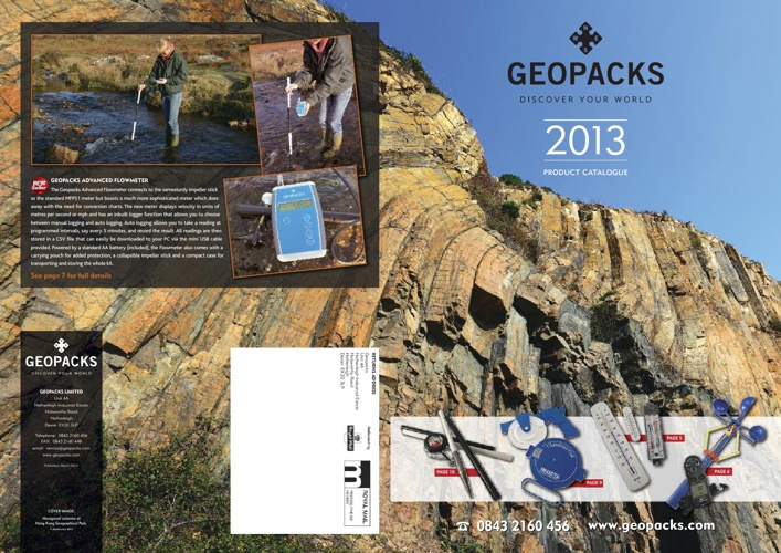 GeopacksCatalog 2013